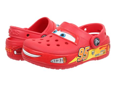 light up crocs new crocs disney cars clog light up boys shoe