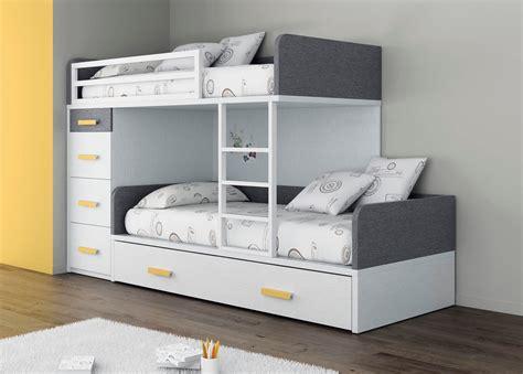 chambre avec lit superposé lits superposes adultes