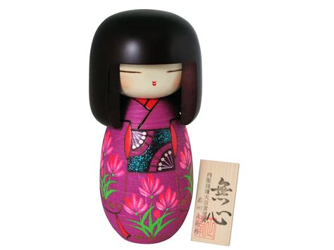 canisters sets for the kitchen shimmering floral arrangement prize japanese kokeshi doll