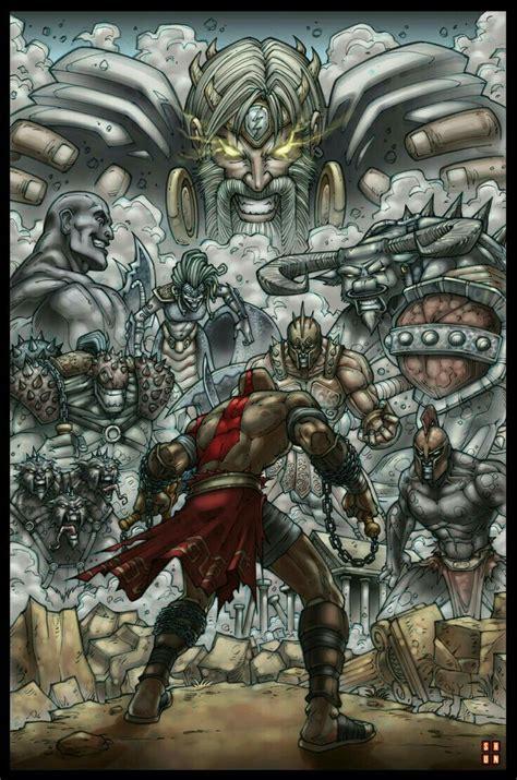 Followe Me👅👀👅please God Of War Kratos God Of War God