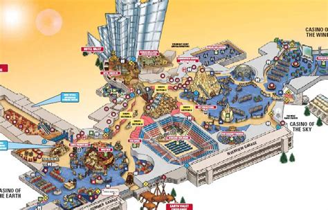 Mgm Grand Foxwoods Floor Plan by Image Gallery Foxwoods Map
