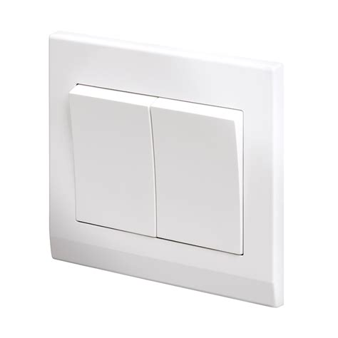 simplicity mechanical light switch 2 white retrotouch designer light switches sockets