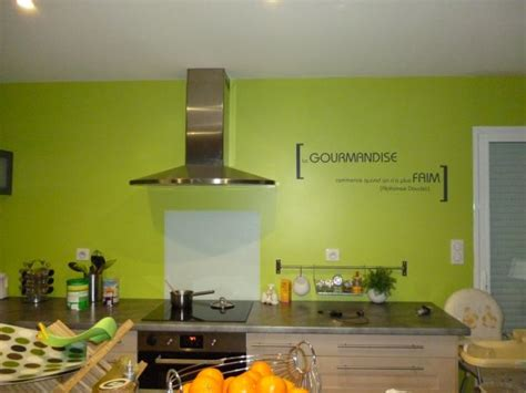objet de decoration pour cuisine idée déco cuisine avec les stickers idzif réalisez une décoration de cuisine sur mesure