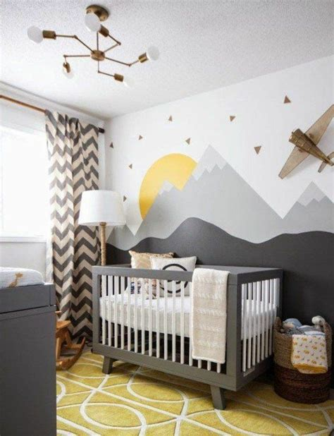 d coration chambre de b b mixte relooking et décoration 2017 2018 la chambre bébé