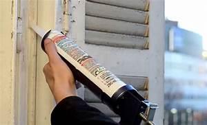 Joint Fenetre Bois : isoler ses fen tre avec un joint silicone ~ Premium-room.com Idées de Décoration