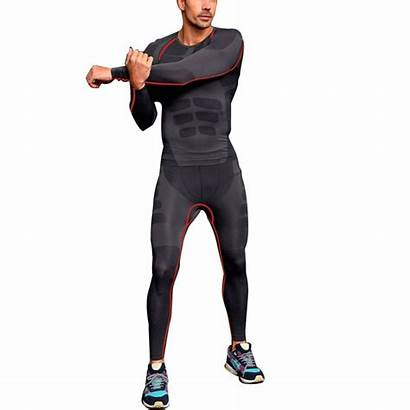 Pants Compression Wear Tight Athletic Sports Tights