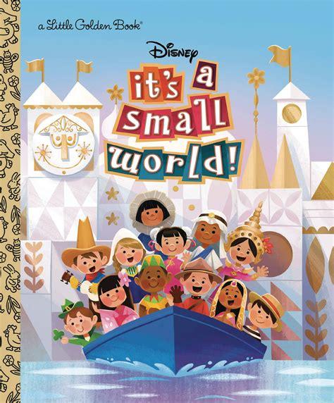 NOV201362 - DISNEY ITS A SMALL WORLD LITTLE GOLDEN BOOK ...