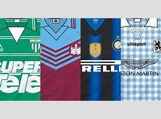 The 50 Best Football Kits Ever 3021 Footy Headlines
