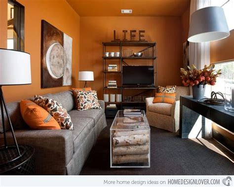 25+ Best Ideas About Orange Living Rooms On Pinterest