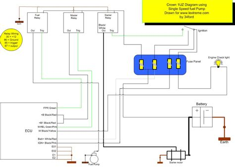 will this wiring diagram work 1uzfe gt ra64 content clublexus lexus forum discussion