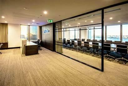 Office Fitout Avid Showcase Commercial Alinta Energy