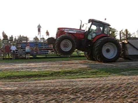 Tire De Tracteur De Ferme, St Samuel 2009 Rene Simoneau