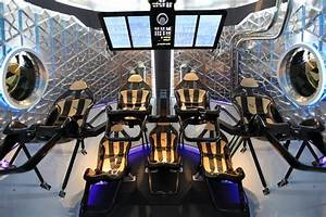 Enter the Dragon: Here's What It's Like Inside New SpaceX ...