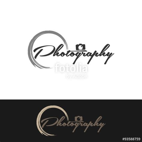 photography logo stock image  royalty  vector
