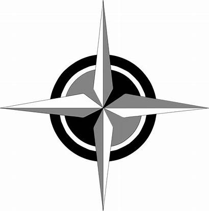 Clipart Compass Rose Library Vector Clip
