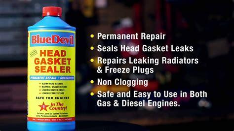Bluedevil Head Gasket Sealer / Product Spotlight #1