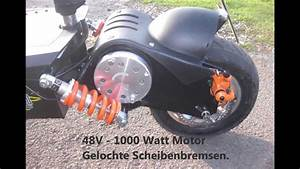 Mach1 E Scooter : mach 1 e scooter 1000w 48v ber 45km h quick review youtube ~ Jslefanu.com Haus und Dekorationen