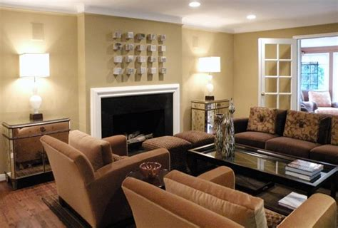 A F Ellis (home Decor) Ltd : Caramel Mohair Fabric From Kravet/lee Jofa On Two Chairs