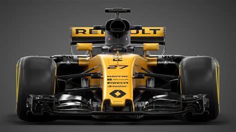 Formula 1 Car Hd Wallpapers by 2017 Renault Rs17 Formula 1 Car Wallpaper Hd Car