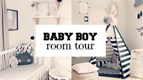 Baby Boy Nursery Tour 2017 ♡ L Nautical Theme Youtube