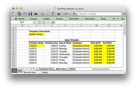 images  staffing forecasting template excel canbumnet