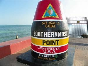 Locations / Southernmost Point / Key West, FL
