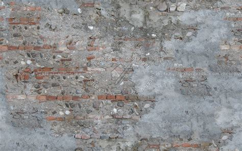 damaged wall stone texture seamless