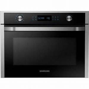 Micro Onde Grill Encastrable : micro ondes grill encastrable samsung nq50j5530bs achat ~ Dailycaller-alerts.com Idées de Décoration