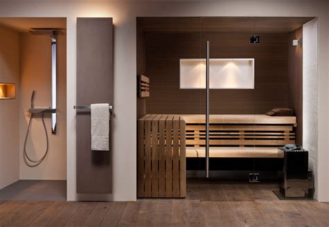 design sauna exklusive sauna mit glasfront corso sauna