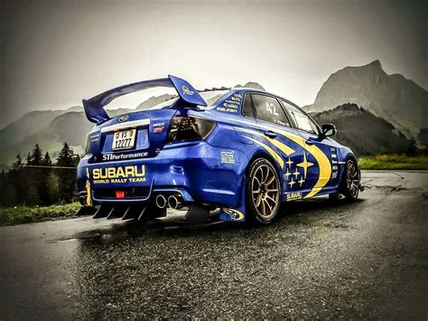 subaru wrc subaru subie love pinterest subaru rally and cars