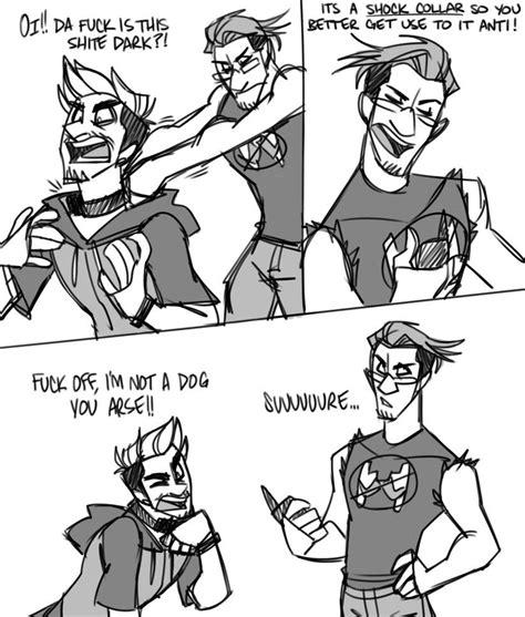 Antidarkcomic1 By Cartoonjunkie On Deviantart Septiplier