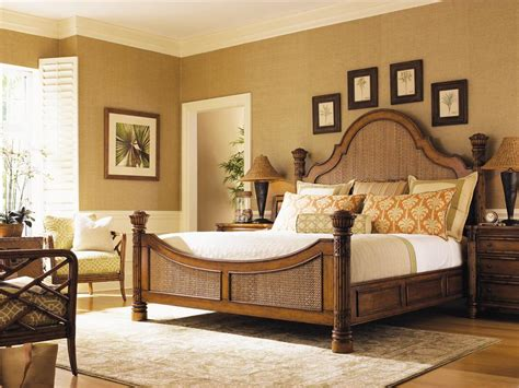 Island Style Bedroom Furniture by Lighten Up Your Bedroom With A Tropical Motif Florida