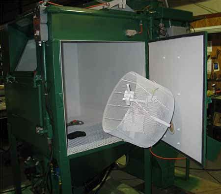 tumble blast equipment abrasive blast systems abs