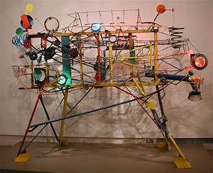 Andrew smith kinetic sculpture for Andrew smith kinetic sculpture