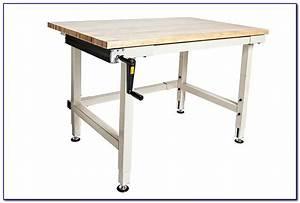 Adjustable Height Workbench Legs - Bench : %post id% #%hash%