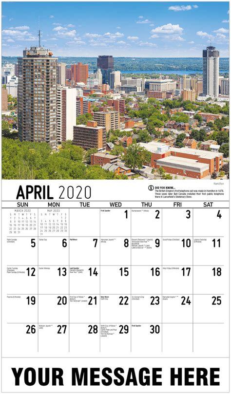 scenes ontario calendar promotional calendar
