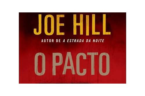 o pacto joe hill pdf download