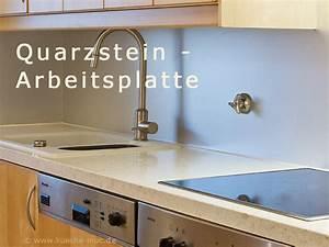 Arbeitsplatte Küche Ikea : arbeitsplatten quarzstein und alurueckwand neu f r ikea ~ Michelbontemps.com Haus und Dekorationen