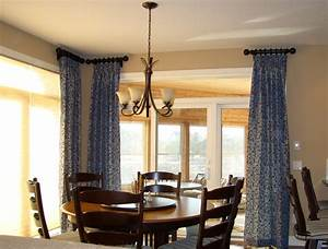 Dining table chandelier distance