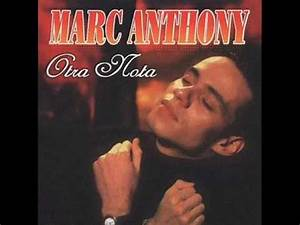 PALABRAS DEL ALMA - MARC ANTHONY - YouTube
