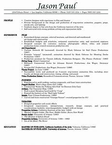 Clear concise organized resumes pinterest sample for Free resume examples