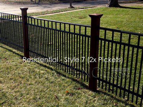 Aluminum Fences & Gates