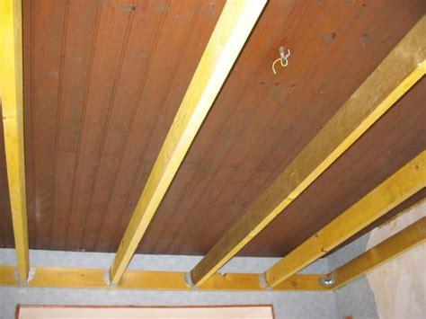 faire un plafond en lambris pvc faire un faux plafond en lambris sedgu