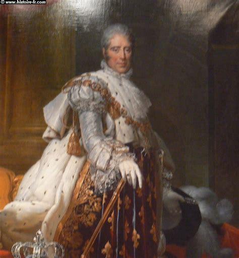 un valet de chambre le règne de charles x 1824 à 1830