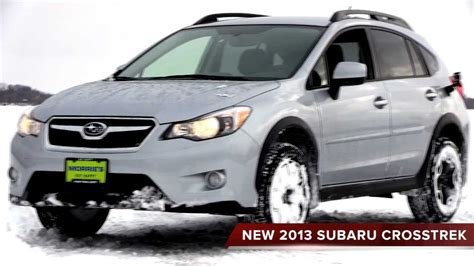 Subaru Crosstrek Snow by All New 2013 Subaru Crosstrek Snow Test Drive Morrie S