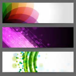 design banner abstract design banners free vector graphics all free web resources for designer web