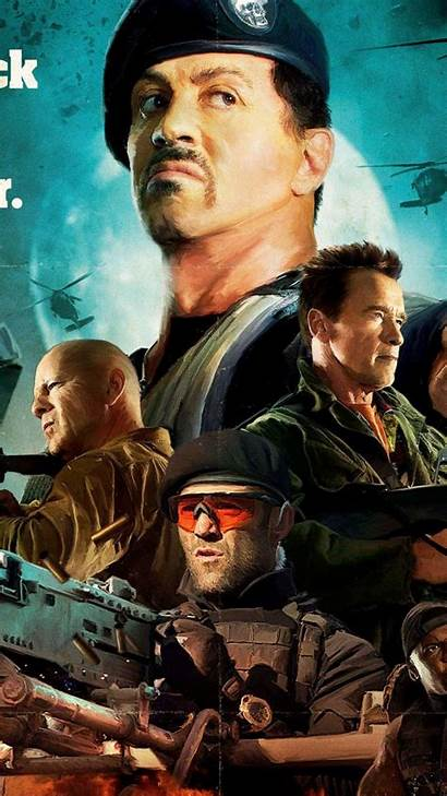 Expendables Stallone Sylvester Posters Mobile Wallpapers Hdwallsbox