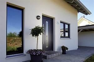 Eingangsbereich Haus Neu Gestalten : 7 moderne hauseing nge f r einen perfekten ersten eindruck ~ Lizthompson.info Haus und Dekorationen