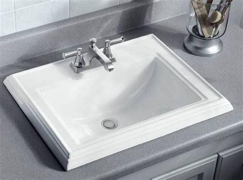 Kohler-memoirs Selfrimming Self Rimming Bathroom