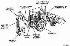 John Deere 410 Backhoe Loader Shop Service Repair Manual